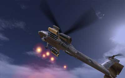 GUNSHIP BATTLE : Helicopter 3D 1.6.8 Screenshot 1