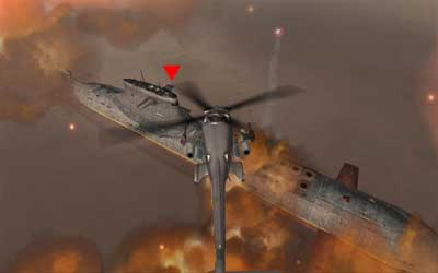 GUNSHIP BATTLE : Helicopter 3D 1.2.3 Screenshot 1