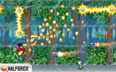 Jetpack Joyride 1.7 Screenshot 1