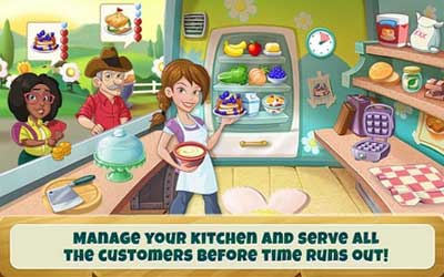 Kitchen Scramble 2.2.2 Screenshot 1
