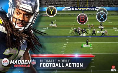 Madden NFL Mobile 2.8.1 Screenshot 1