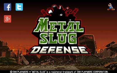 Metal Slug Defense 1.4.0 Screenshot 1