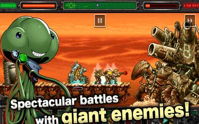 Metal Slug Defense 1.25.1 Screenshot 1