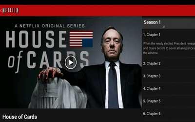 Netflix 3.9.0 Screenshot 1
