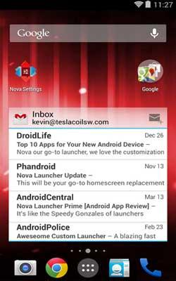 Nova Launcher 3.0.2 Screenshot 1