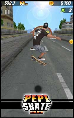 PEPI Skate 3D 1.8 Screenshot 1