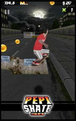 PEPI Skate 3D 6 Screenshot 1