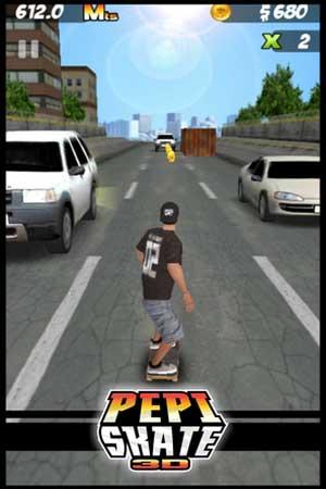 PEPI Skate 3D 12 Screenshot 1