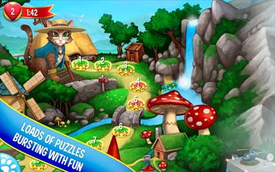 Pet Rescue Saga 1.29.4 Screenshot 1