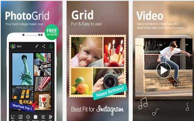 Photo Grid – Collage Maker 4.757 Screenshot 1