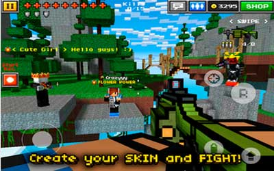 Pixel Gun 3D 9.2.1 Screenshot 1