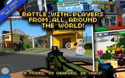 Pixel Gun 3D 10.0.9 Screenshot 1