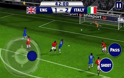 Real Football 2014 Brazil 1.1 Screenshot 1