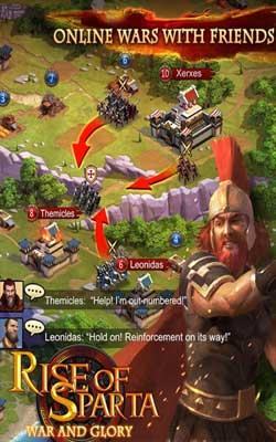 Rise of Sparta: War and Glory 1.5.7 Screenshot 1