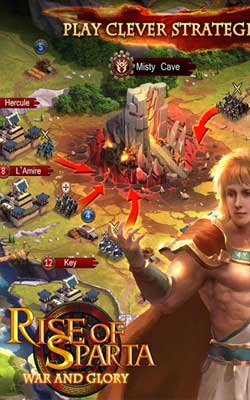 Rise of Sparta: War and Glory 1.6.3 Screenshot 1
