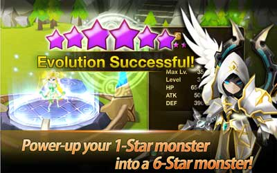 Summoners War 1.7.7 Screenshot 1