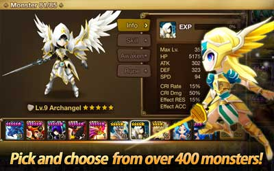 Summoners War 1.7.6 Screenshot 1