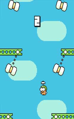 Swing Copters 1.0.1 Screenshot 1