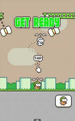 Swing Copters 1.2.1 Screenshot 1