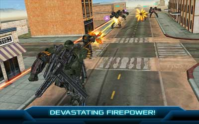 TRANSFORMERS AGE OF EXTINCTION 1.7.0 Screenshot 1