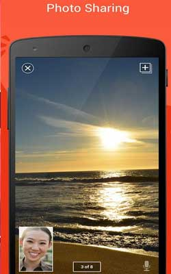 Tango Messenger 3.12.122685 Screenshot 1