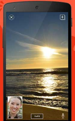 Tango Messenger 3.8.95706 Screenshot 1