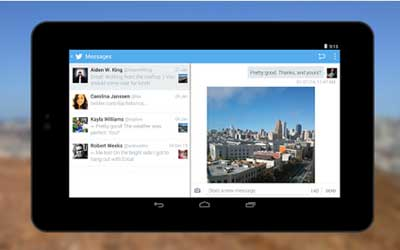 Twitter 5.18.0 Screenshot 1