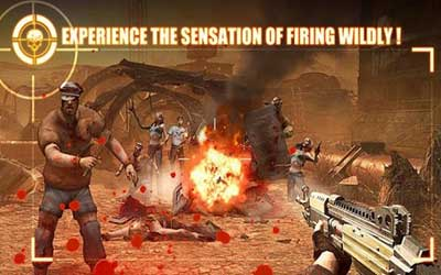 Zombie Frontier 2 : Survive 2.1 Screenshot 1
