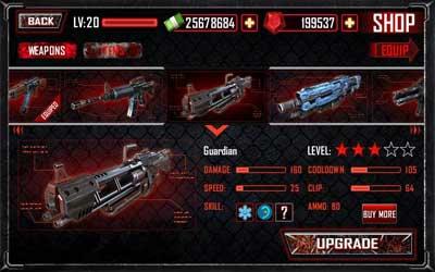 Zombie Killer 2.1 Screenshot 1