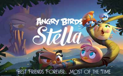 Angry Birds Stella 1.0.1 Screenshot 1