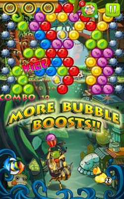 Bee Bubble Shooter 1.1.3 Screenshot 1