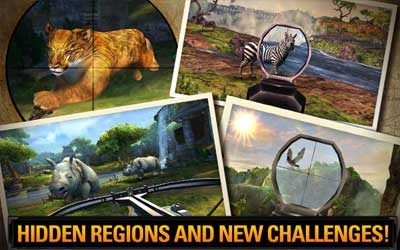 DEER HUNTER 2014 2.4.1 Screenshot 1