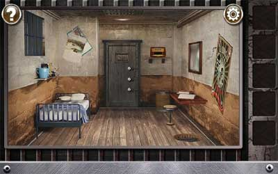 Escape the Prison Room 6.1 Screenshot 1