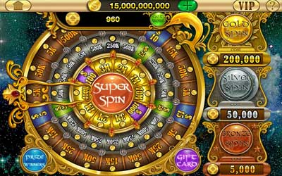 Gold Dolphin Casino Slots 1.2.1 Screenshot 1