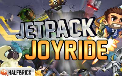 Jetpack Joyride 1.8.1 Screenshot 1