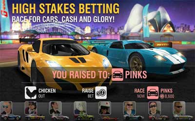 Racing Rivals 4.0.0 Screenshot 1