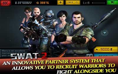 SWAT 2 Version 1.0.3 Screenshot 1