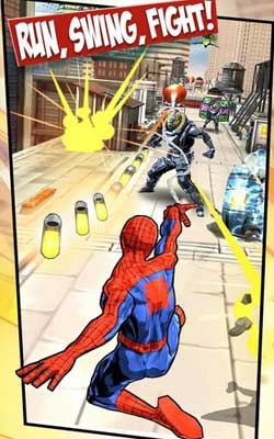 Spider-Man Unlimited 1.0.0i Screenshot 1