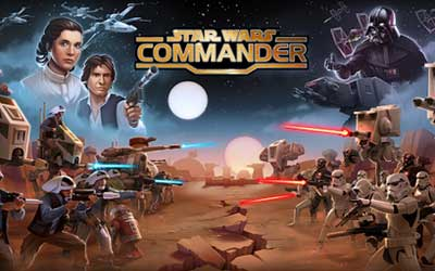 Star Wars: Commander 3.0.3 Screenshot 1