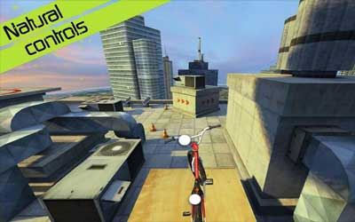 Touchgrind BMX 1.18 Screenshot 1