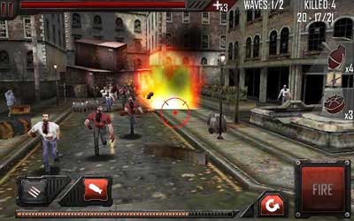 Zombie Roadkill 3D 1.0.4 Screenshot 1
