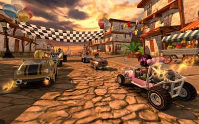 Beach Buggy Racing 1.2.1 Screenshot 1