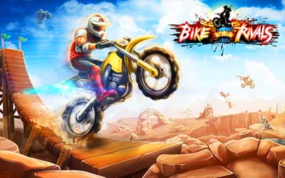 Bike Rivals 1.5.2 Screenshot 1