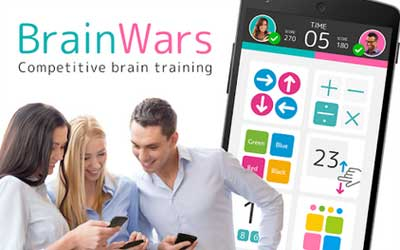 Brain Wars 1.0.7 Screenshot 1