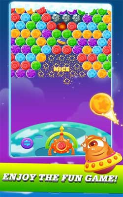Bubble Shooter Galaxy 1.1.1 Screenshot 1