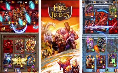 Hero of Legends 1.6 Screenshot 1