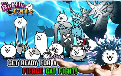 The Battle Cats 2.1.1 Screenshot 1