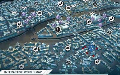 Assassin's Creed Unity App 1.0.2 Screenshot 1