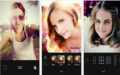 B612 – Selfie with the heart 1.2.0 Screenshot 1