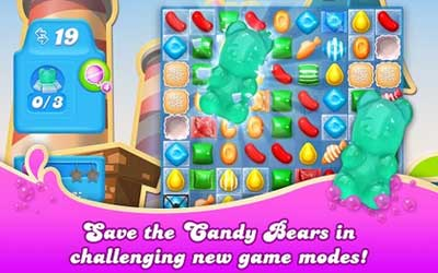 Candy Crush Saga 1.56.0.3 Screenshot 1
